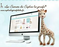 Les Secrets de Sophie la girafe
