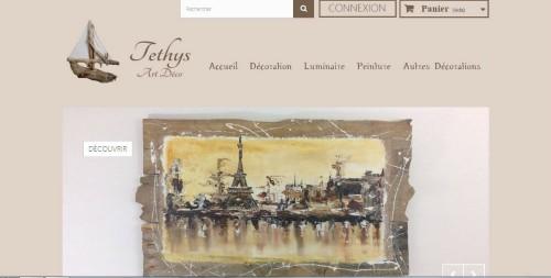 Capture site tethysart
