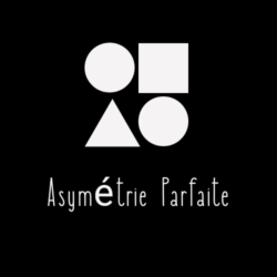 Logo asymetrie parfaite