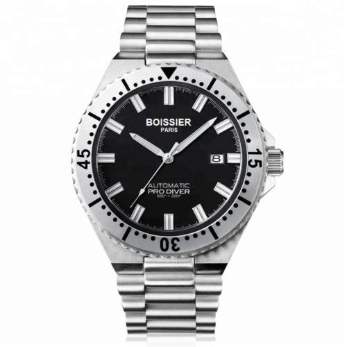 BOISSIER Paris Shipmaster Pro Diver